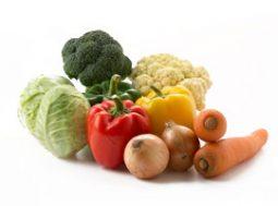 dwa dowolne warzywa