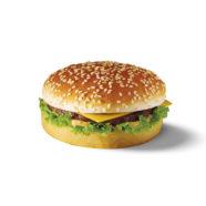 Cheeseburger wołowy